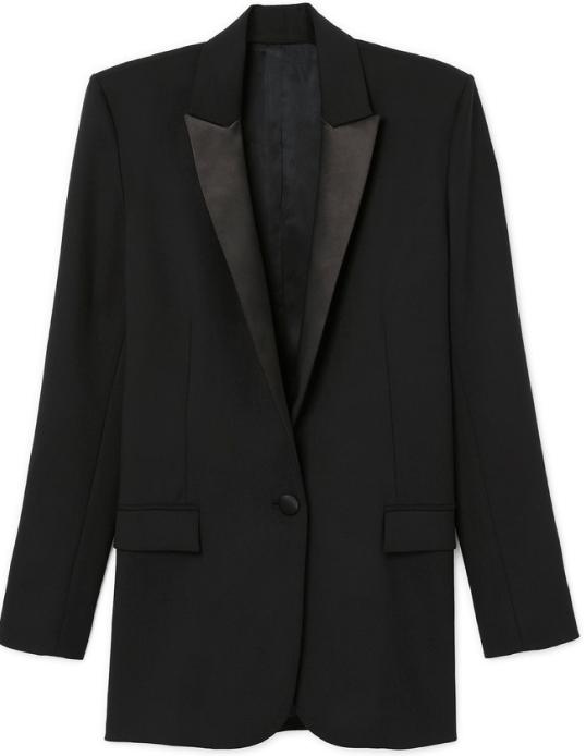 G. Label Mr. & Mrs. Tuxedo Jacket