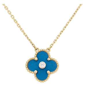 Van Cleef and Arpels Limited-edition Vintage Alhambra Pendant