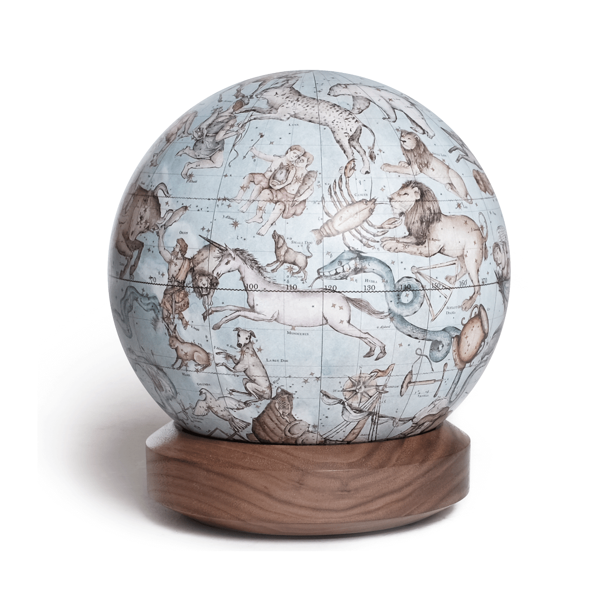 Bellerby & Co Custom Globe Commission