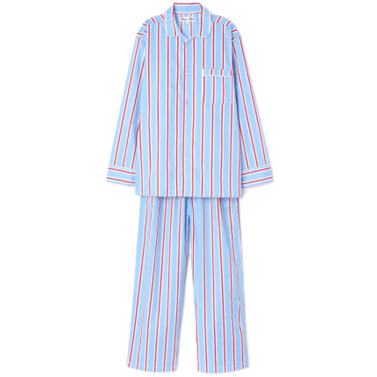 goop x Sant and Abel Mens Pajama Set