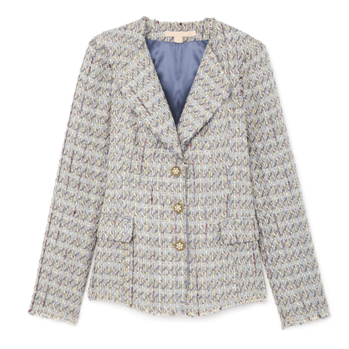 Brock Collection Portman Tweed Jacket