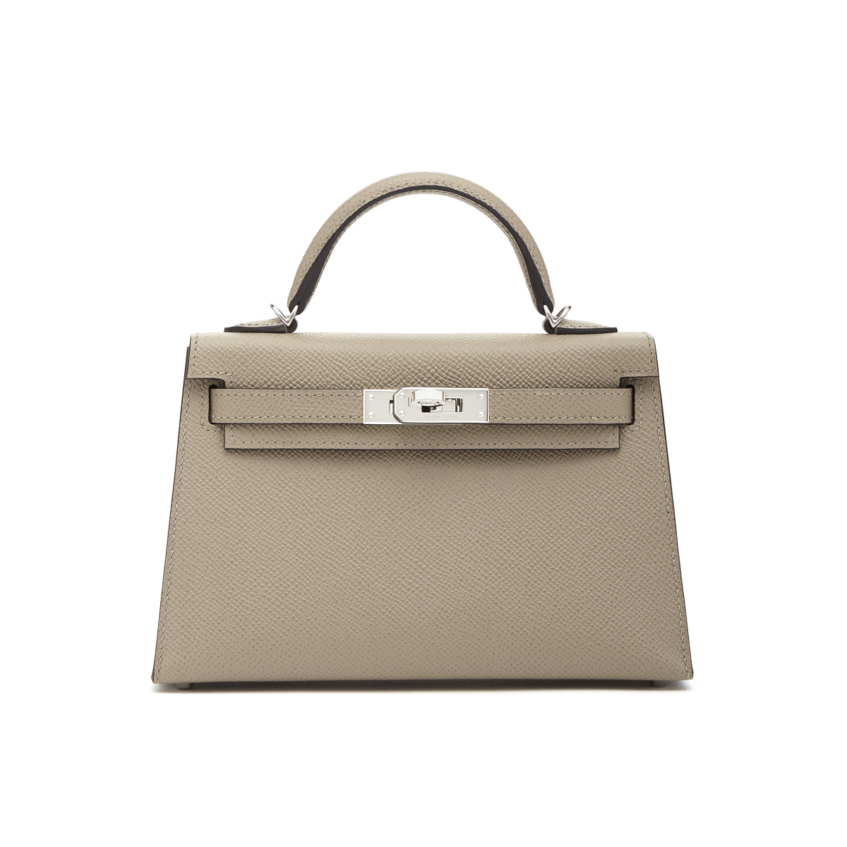 What Goes Around Comes Around Hermès Epsom Kelly Bag
