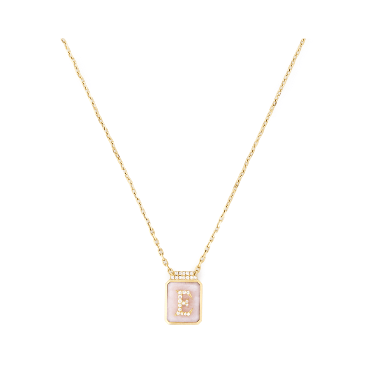 Sorellina Signet Pendant Necklace