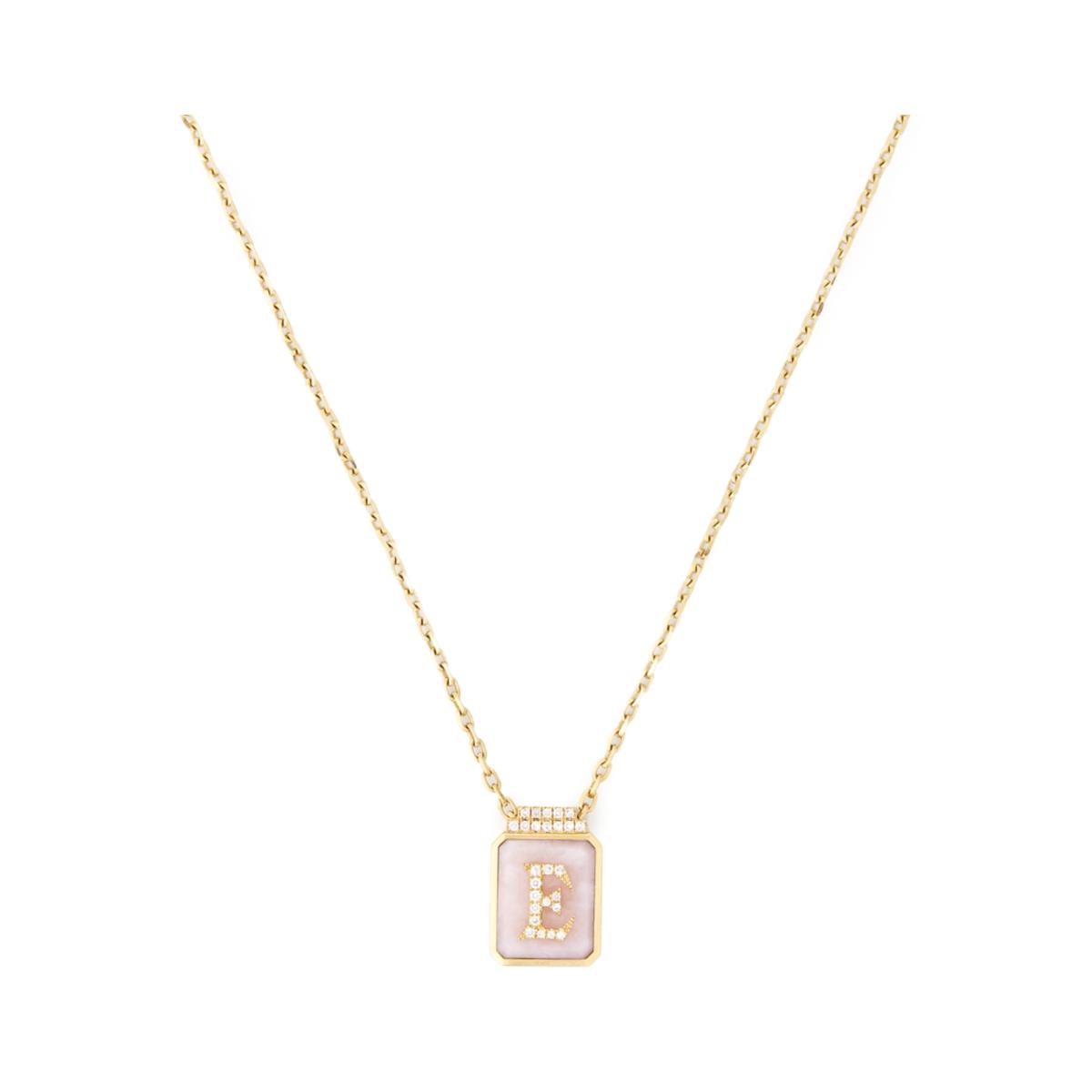 Sorellina Signet Pendant Necklace
