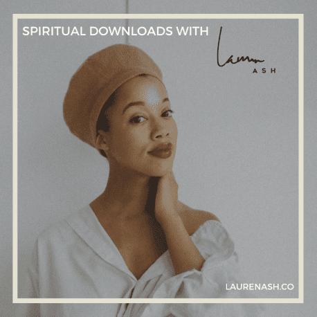 Lauren Ash Spiritual Downloads and Audio Meditations with Lauren Ash