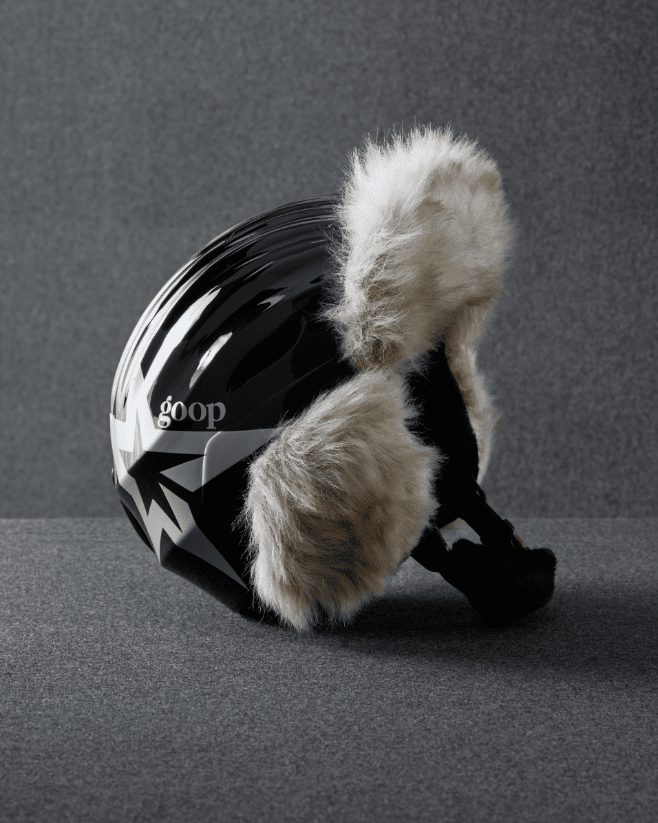 GOOP X PERFECT MOMENT HELMET