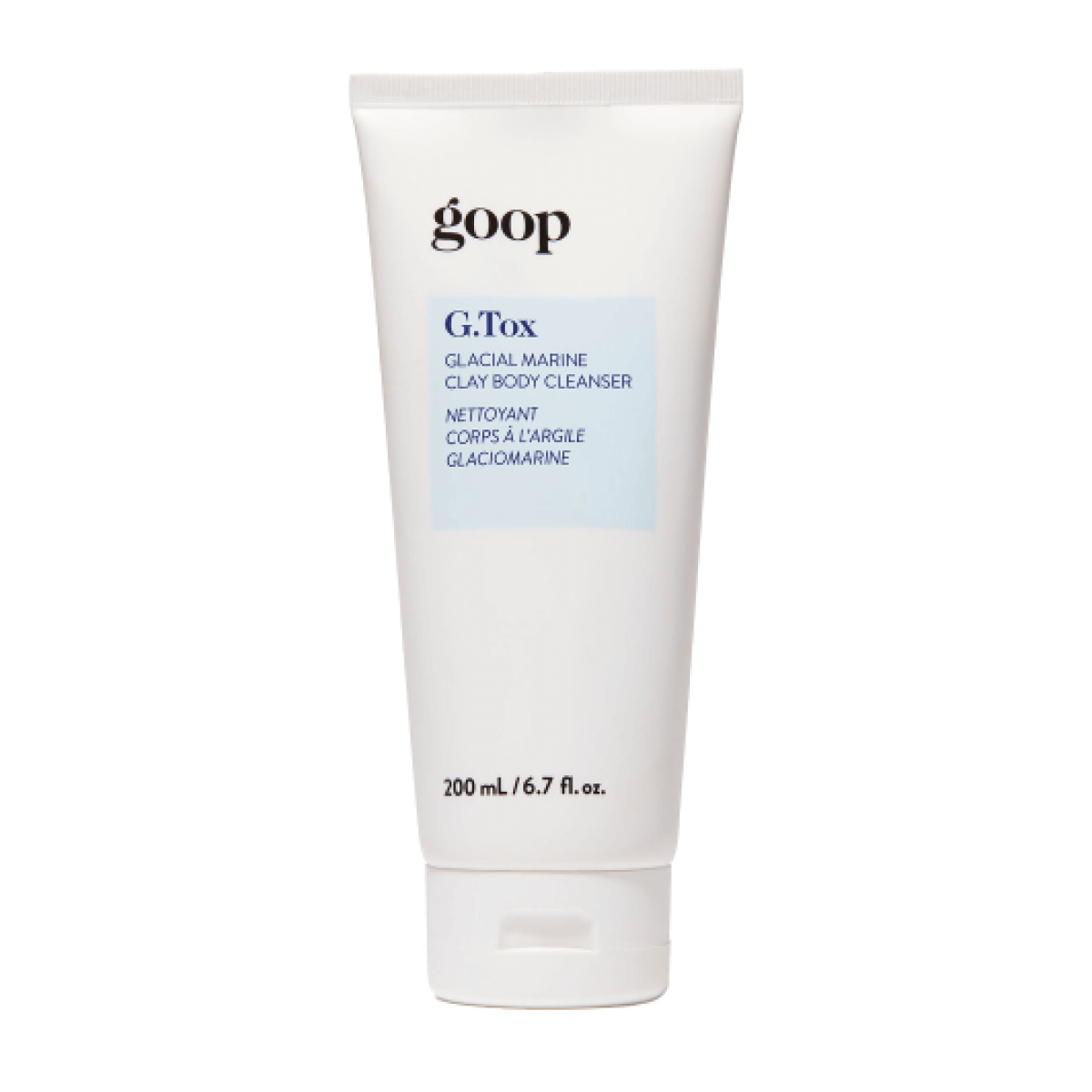 goop Beauty G.TOX Glacial Marine Clay Body Cleanser
