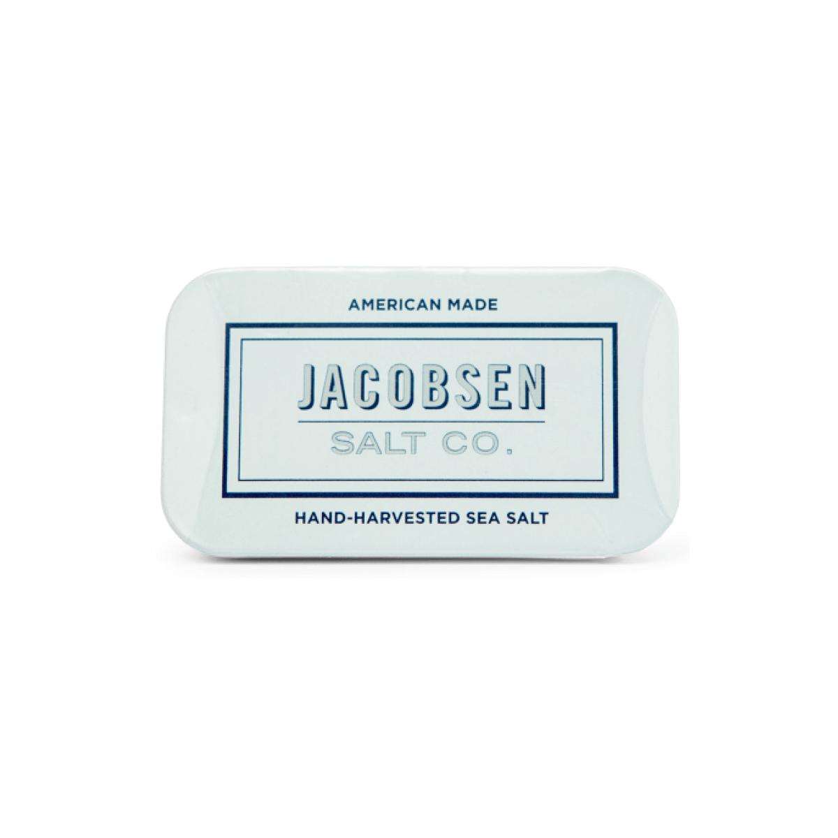 Jacobsen Salt Co. Sea Salt Slide Tin