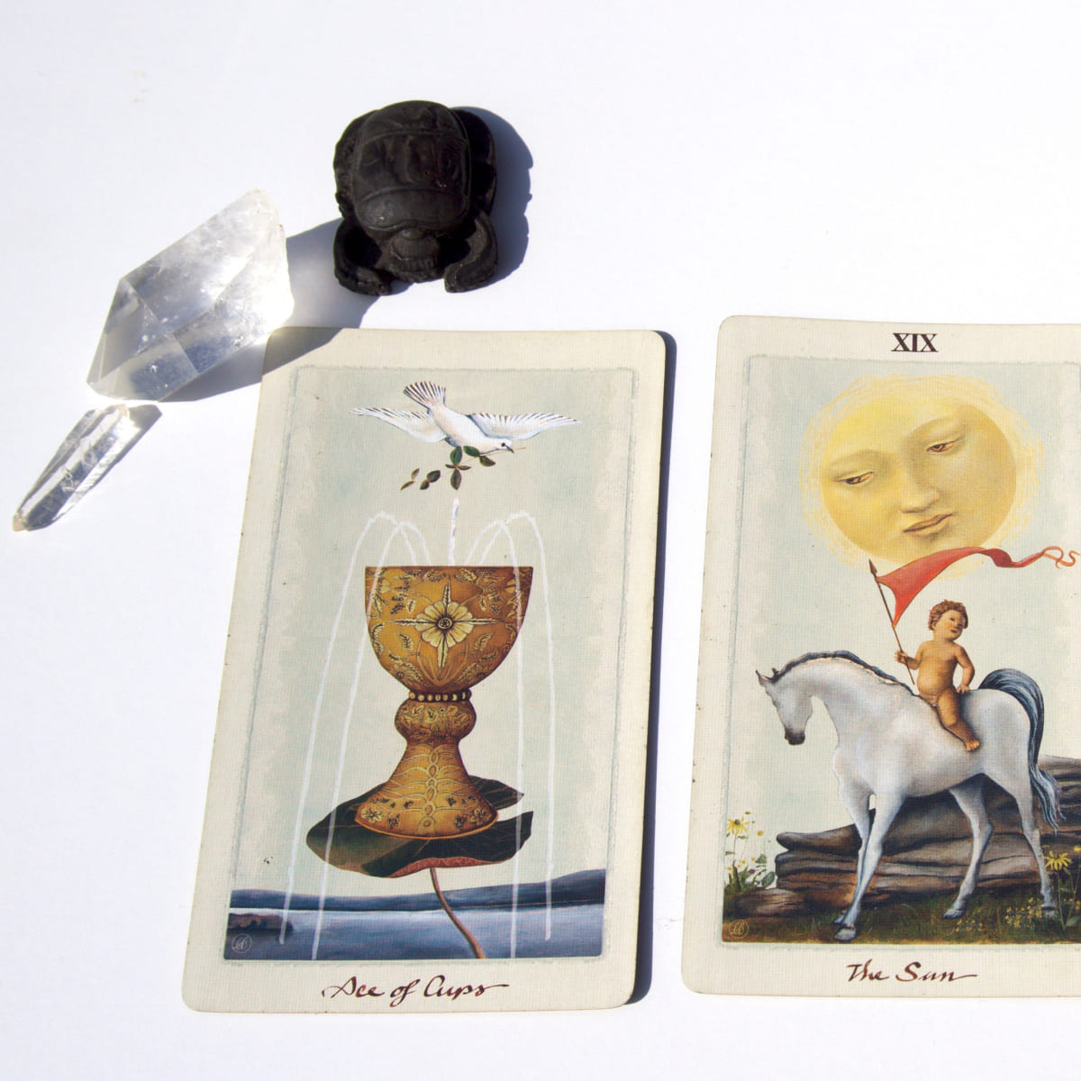 Wild Wisdoms Three Card Tarot Spread with Sofie Lyddon (In Person or Email)
