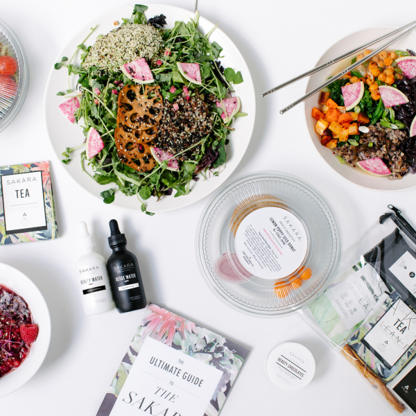 Sakara Signature meal program