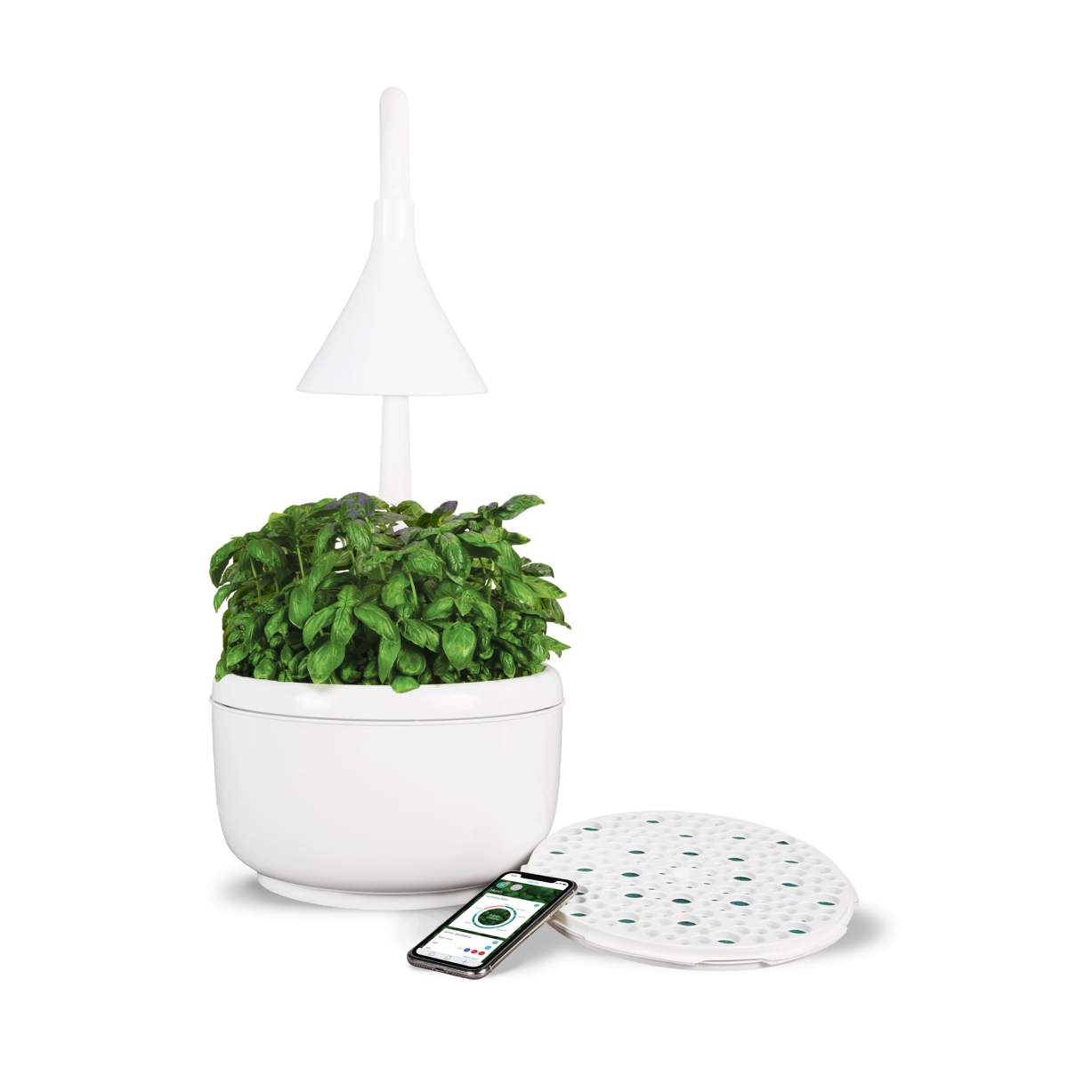 SproutsIO Smart Microgarden