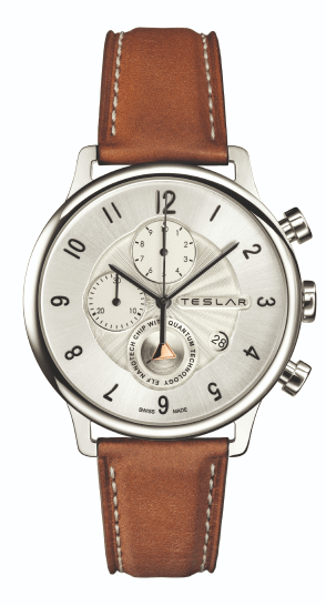 Teslar RE-BALANCE T-1 CHRONO - BROWN