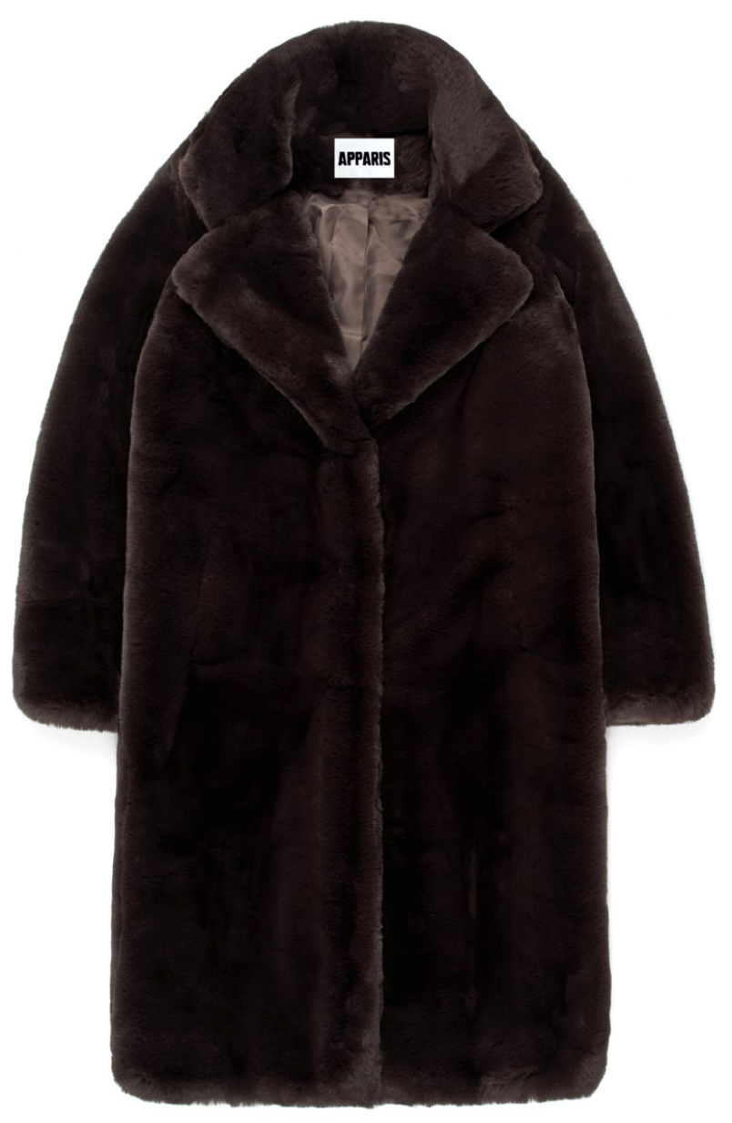 Apparis - BP Faux Fur Coat