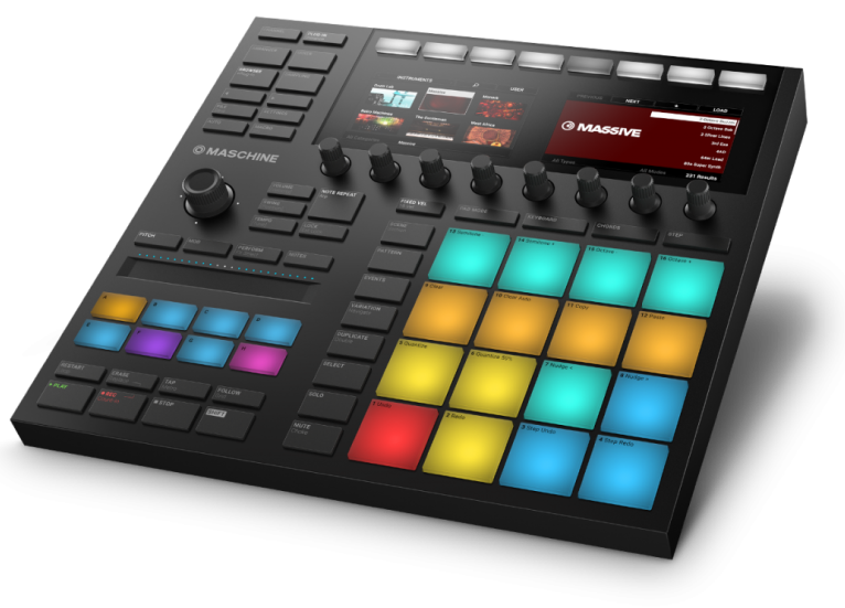 Native Instruments Beatmaking Machine