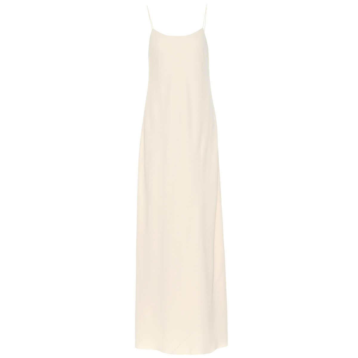 THE ROW Ebbins sleeveless crêpe dress