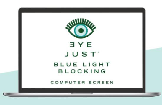 Eyejust Blue Light Blocker