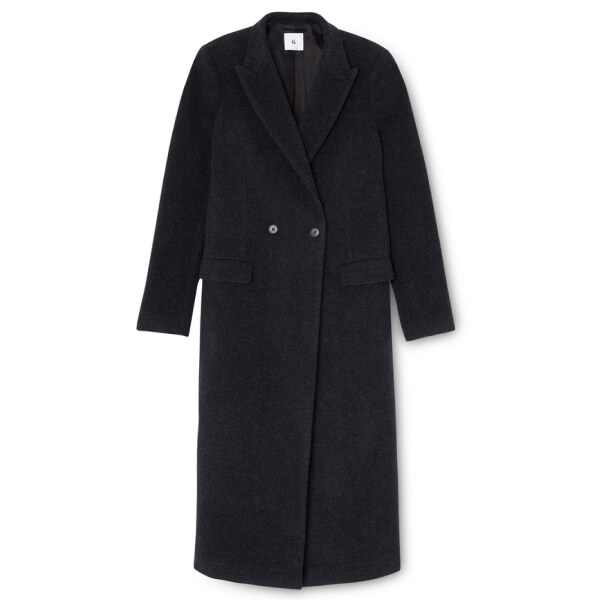 g label KELVIN MAXI COAT