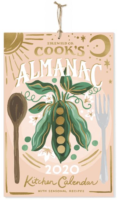 idlewild co. Cook's Almanac