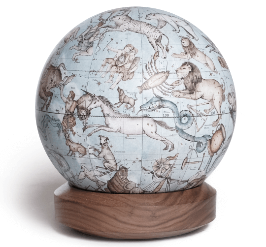Bellerby & Co Custom Globe Commission