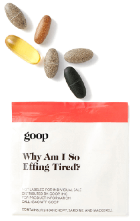 goop Wellness Effing Tired