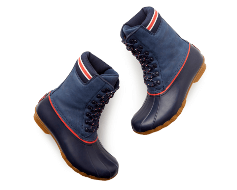 Sperry Saltweather Tall Leather Duck Boots