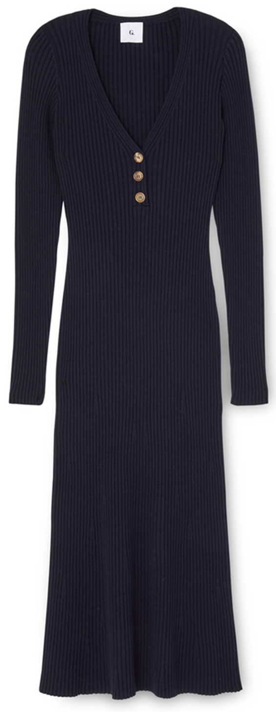 Larkin Henley sweaterdress