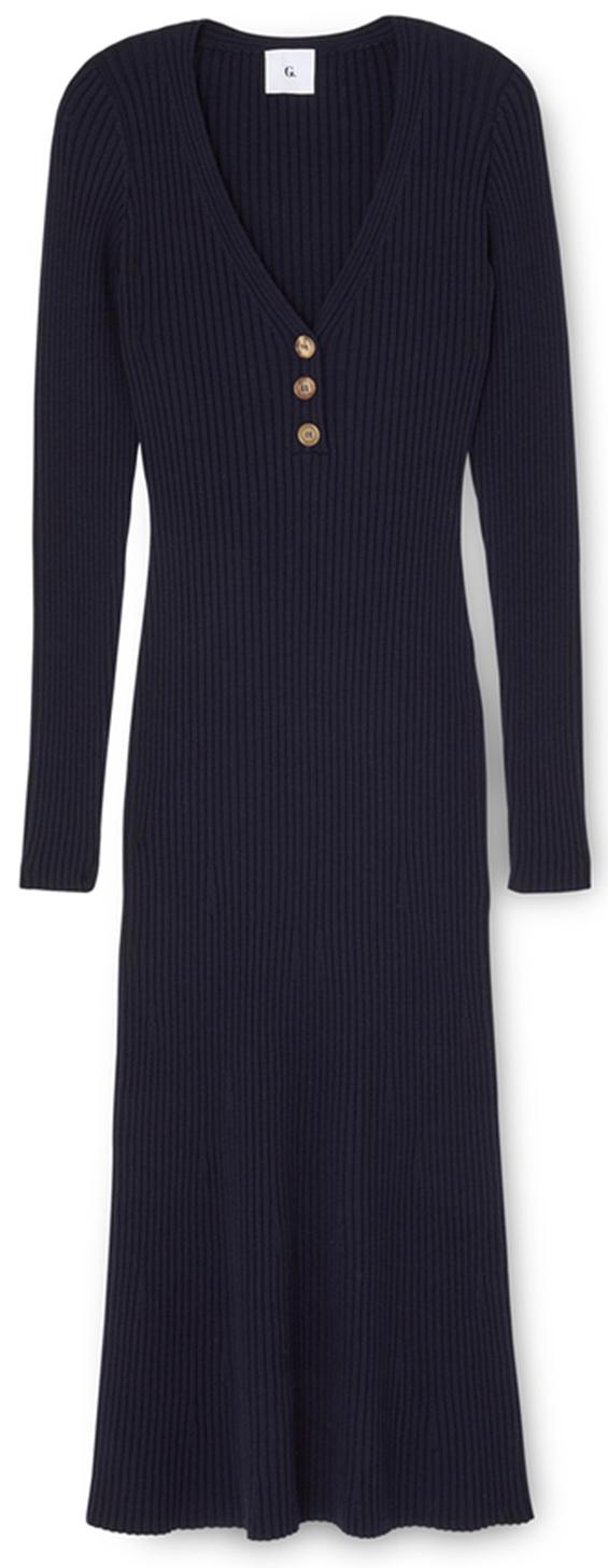 Larkin Henley sweaterdress