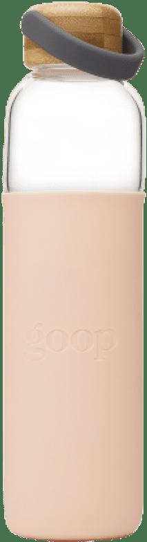 goop x SOMA goop Glass Water Bottle, 25 oz