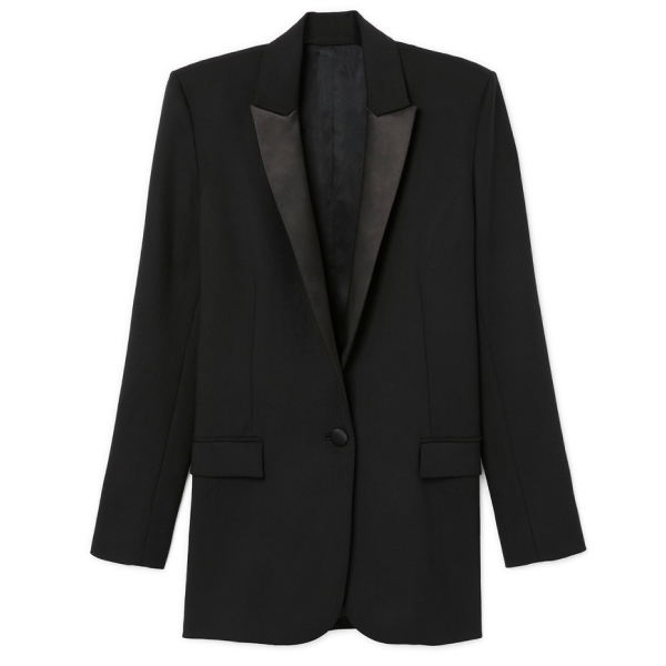 G. Label Mr. & Mrs. Tuxedo Jacket