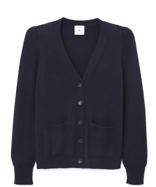 G. Label Lightweight Erica Cardigan