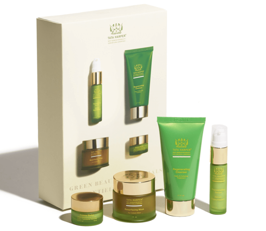Tata Harper Green Beauty Essentials