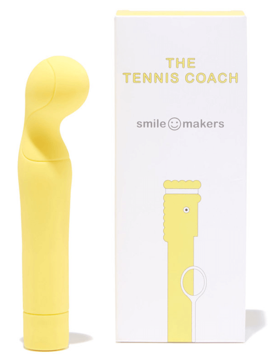 Smile Makers Vibrator The Tennis Coach Vibrator