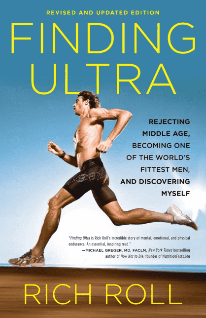 Rich Roll Finding Ultra by Rich Roll Audio Book