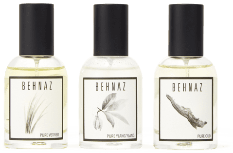 BEHNAZ Fragrance Flight II