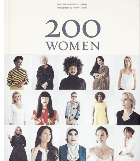 Chronicle Books 200 Women