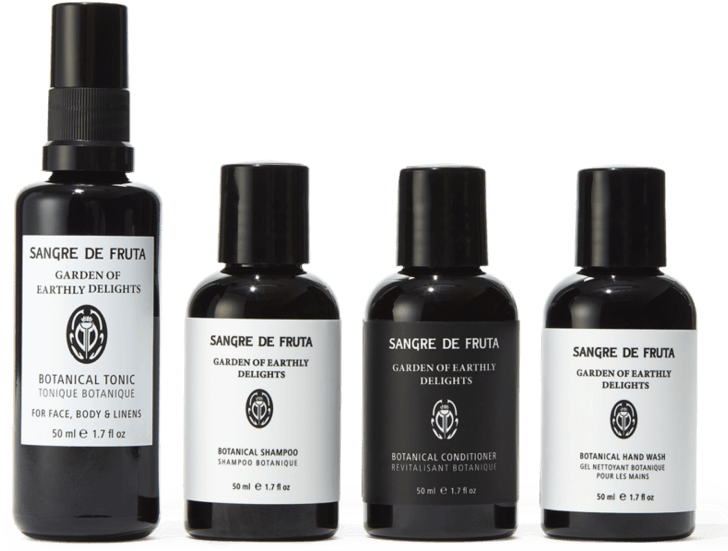 Sangre de Fruta Garden of Earthly Delights Travel Essentials Gift Set