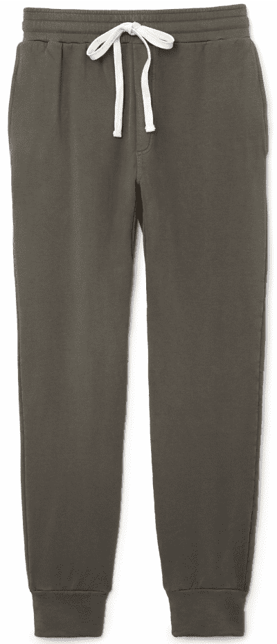 Monrow Men's Supersoft Fleece Joggers