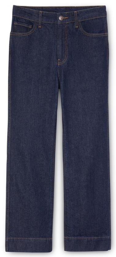 G. Label Annamarie Straight- Leg Jeans