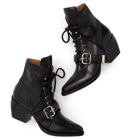 Chloé boots