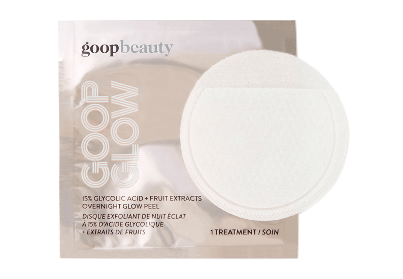 GOOPGLOW Glycolic Overnight Glow Peel