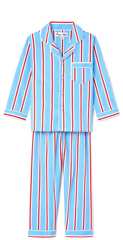goop x Sant and Abel Kids Pajama Set