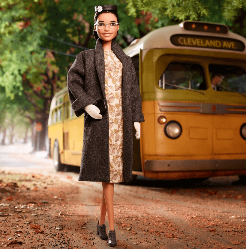 Mattel Rosa Parks Barbie