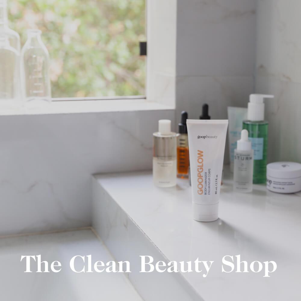 the clean beauty shop
