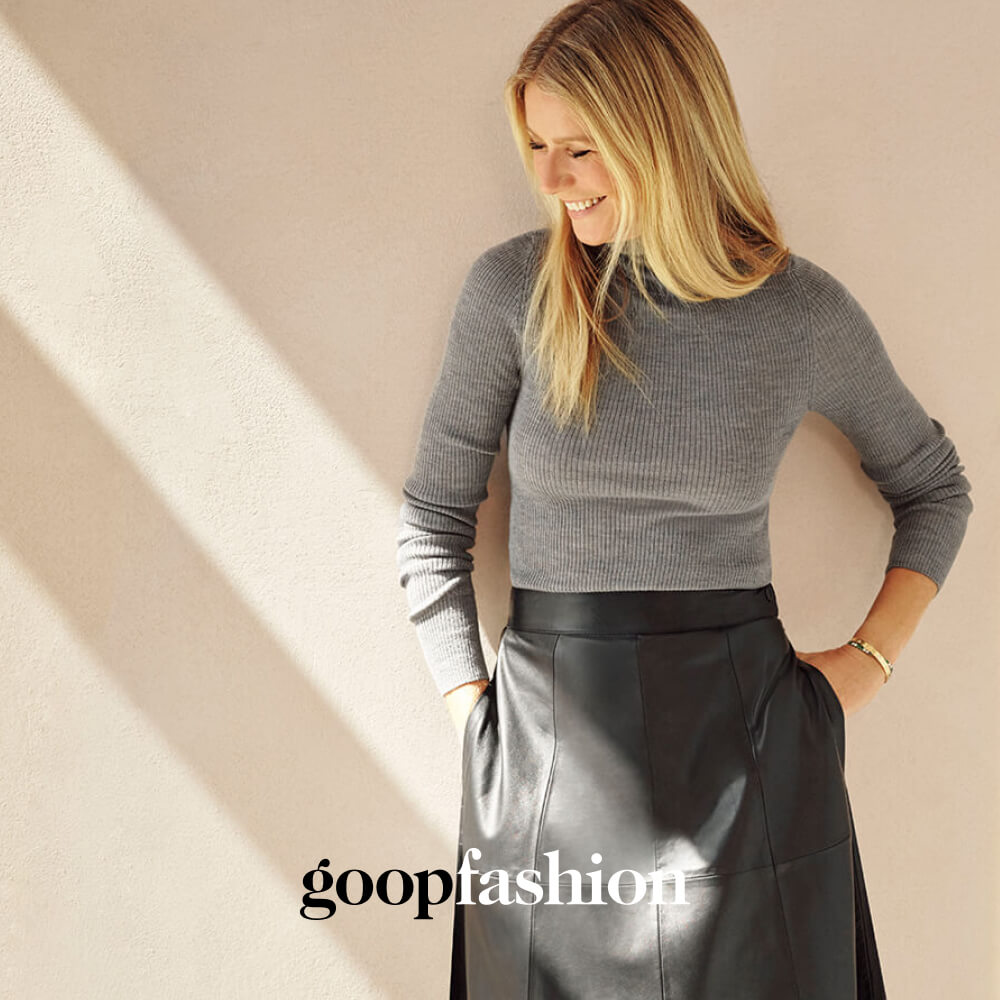 goop fashion