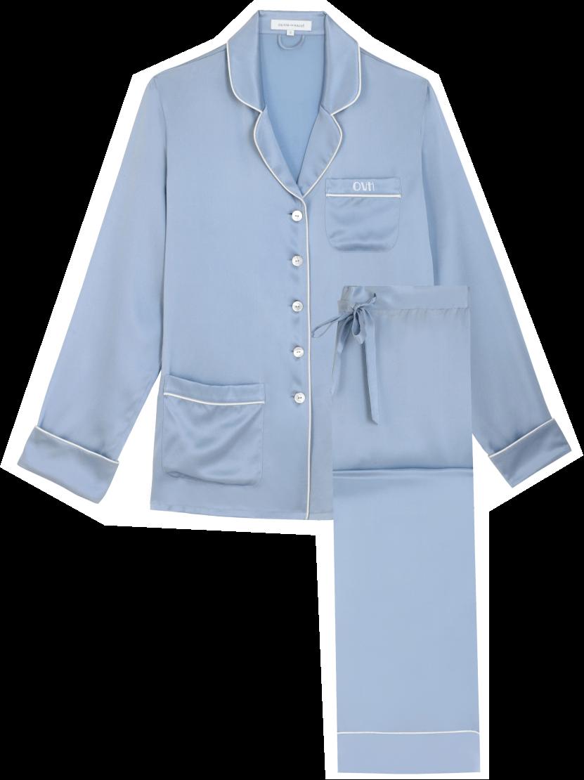 Olivia von Halle Pajamas