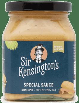 Sir Kensington's Special Sauce