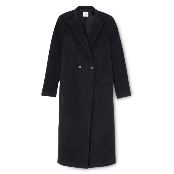 G. Label kelvin maxi coat