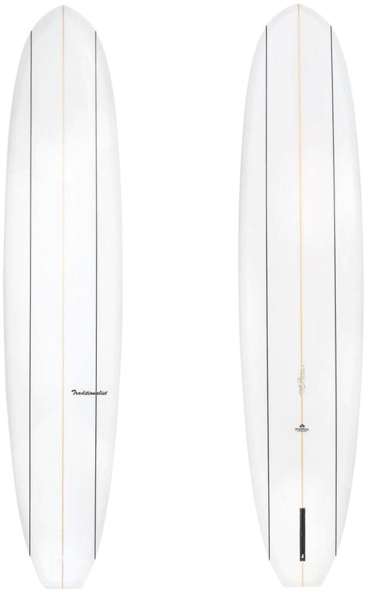 Mollusk 9'2' Anderson Traditionalist Surfboard
