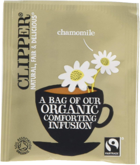 Clipper Organic Fairtrade Infusion Chamomile Tea