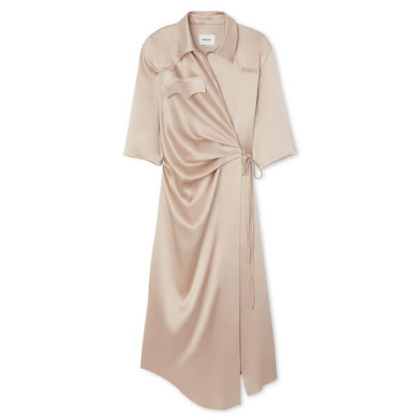 nanushka dress